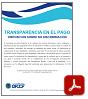 TRANSPARENCIA EN EL PAGO